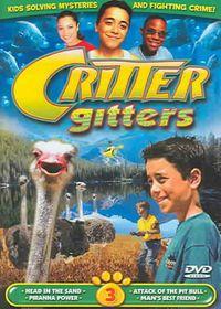 Critter Gitters Vol.3 (4 Episodes) - (Region 1 Import DVD)