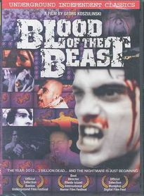 Blood of the Beast - (Region 1 Import DVD)
