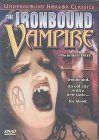 Iron Bound Vampire - (Region 1 Import DVD)