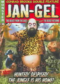 Jan-Gel: The Beast From The East Vol 1 & 2 - (Region 1 Import DVD)