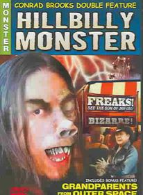 Hillbilly Monster (Son Of Jan-Gel) & Grandparents From Outer Space - (Region 1 Import DVD)