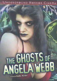 Ghosts of Angela Webb - (Region 1 Import DVD)