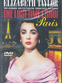 Last Time I Saw Paris - (Region 1 Import DVD)