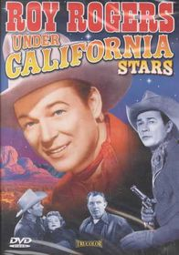 Under California Stars - (Region 1 Import DVD)