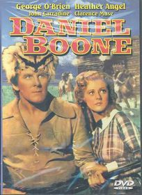 Daniel Boone - (Region 1 Import DVD)