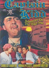 Captain Kidd - (Region 1 Import DVD)