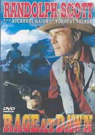Rage at Dawn - (Region 1 Import DVD)