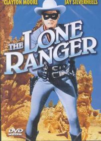 Lone Ranger - (Region 1 Import DVD)