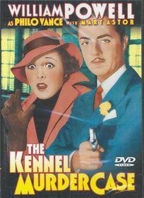 Kennel Murder Case - (Region 1 Import DVD)