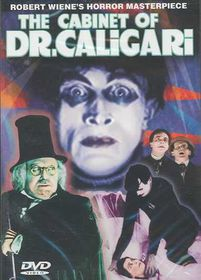 Cabinet of Dr. Caligari - (Region 1 Import DVD)