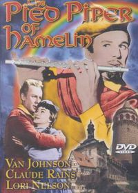 Pied Piper of Hamelin - (Region 1 Import DVD)