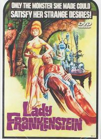 Lady Frankenstein - (Region 1 Import DVD)