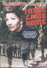 Three Came Home - (Region 1 Import DVD)