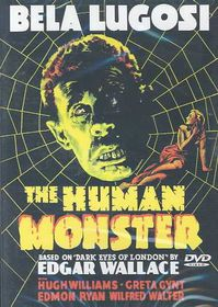 Human Monster - (Region 1 Import DVD)