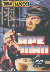 Ape Man - (Region 1 Import DVD)