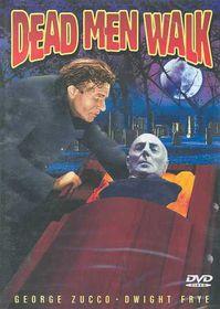 Dead Men Walk - (Region 1 Import DVD)