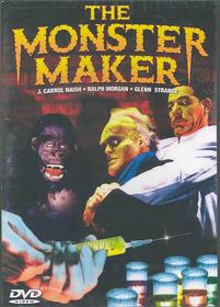 Monster Maker - (Region 1 Import DVD)