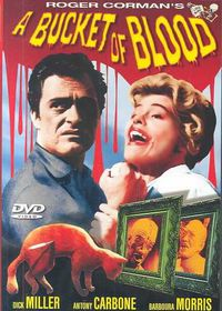 Bucket of Blood - (Region 1 Import DVD)