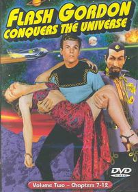 Flash Gordon Conquers the Universe - Vol. 2 - (Region 1 Import DVD)
