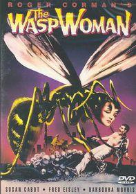 Wasp Woman - (Region 1 Import DVD)