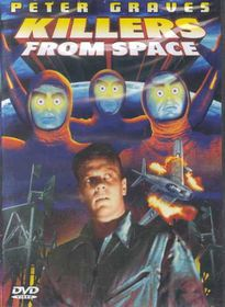 Killers from Space - (Region 1 Import DVD)