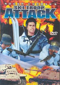 Ski Troop Attack - (Region 1 Import DVD)