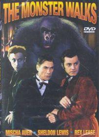 Monster Walks - (Region 1 Import DVD)
