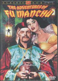 Adventures of Fu Manchu - (Region 1 Import DVD)