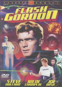 Flash Gordon - Classic TV Series - (Region 1 Import DVD)