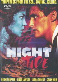 Night Tide - (Region 1 Import DVD)