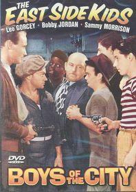 Boys of the City - (Region 1 Import DVD)