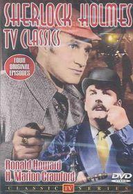 Sherlock Holms - TV Classics - (Region 1 Import DVD)