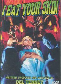 I Eat Your Skin - (Region 1 Import DVD)