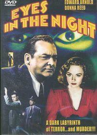 Eyes in the Night - (Region 1 Import DVD)
