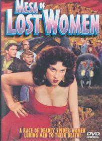 Mesa of Lost Women - (Region 1 Import DVD)