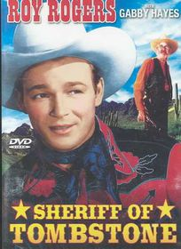 Sheriff of Tombstone - (Region 1 Import DVD)