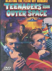 Teenagers from Outer Space - (Region 1 Import DVD)