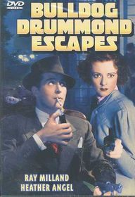 Bulldog Drummond Escapes - (Region 1 Import DVD)