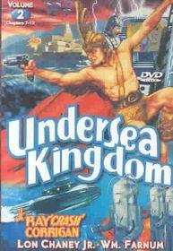 Undersea Kingdom Volume 2 - (Region 1 Import DVD)