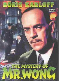 Mystery of Mr. Wong - (Region 1 Import DVD)