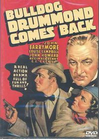Bulldog Drummond Comes Back - (Region 1 Import DVD)