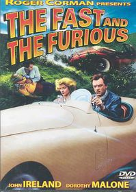 Fast and the Furious - (Region 1 Import DVD)