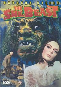 She Beast - (Region 1 Import DVD)