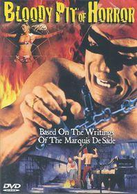 Bloody Pit of Horror - (Region 1 Import DVD)