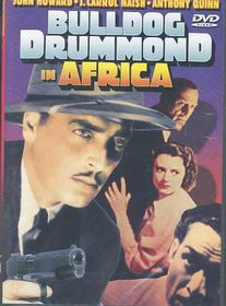 Bulldog Drummnond in Africa - (Region 1 Import DVD)