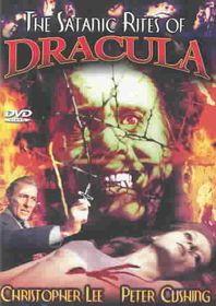 Satanic Rites of Dracula - (Region 1 Import DVD)
