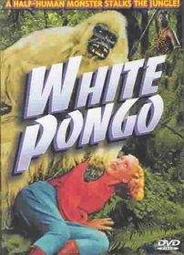 White Pongo - (Region 1 Import DVD)