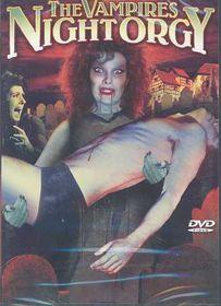 Vampires Night Orgy - (Region 1 Import DVD)