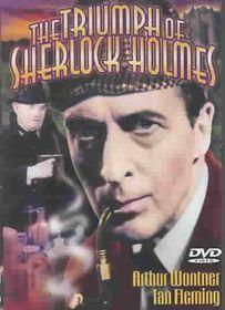 Triumph of Sherlock Holmes - (Region 1 Import DVD)