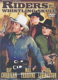 Riders of the Whistling Skull - (Region 1 Import DVD)
